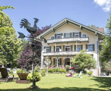 Villa Adolphine Park