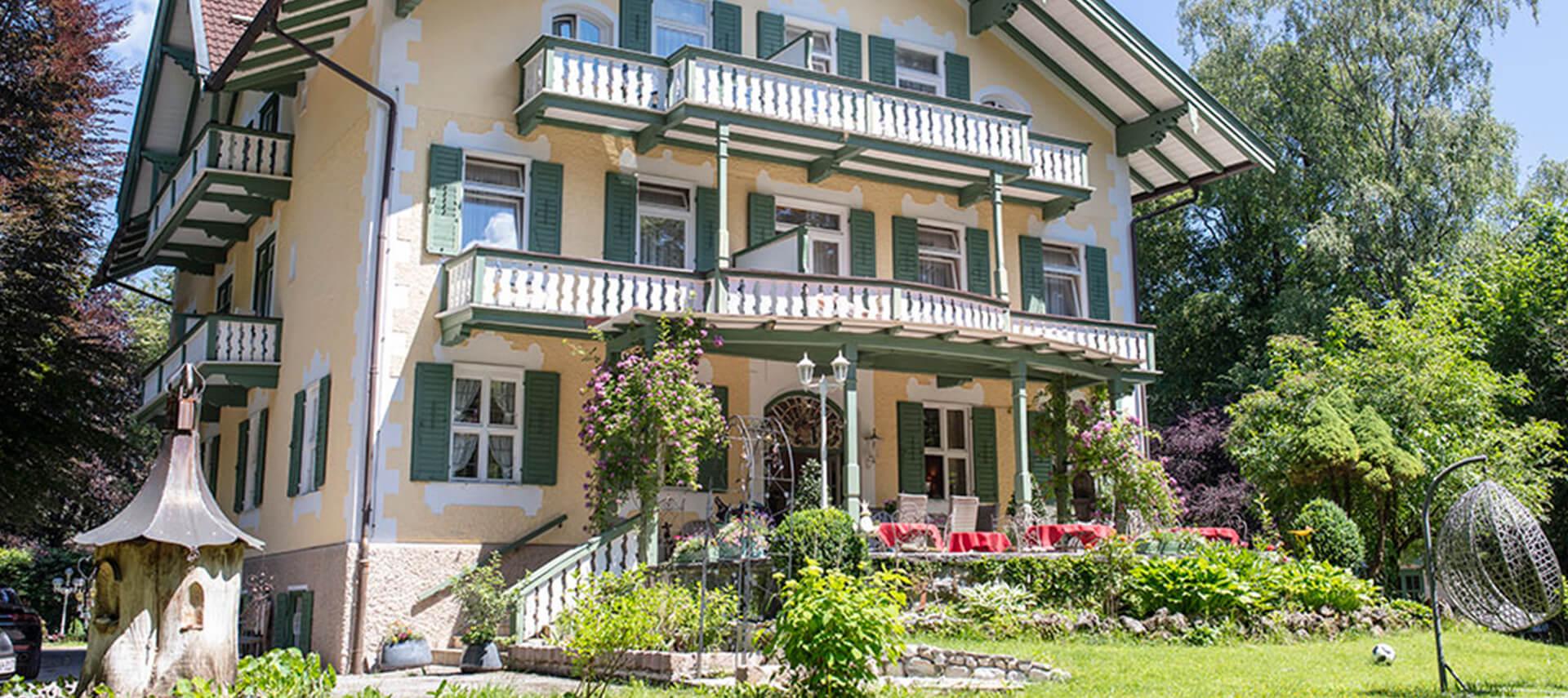 Villa Adolphine Zimmer