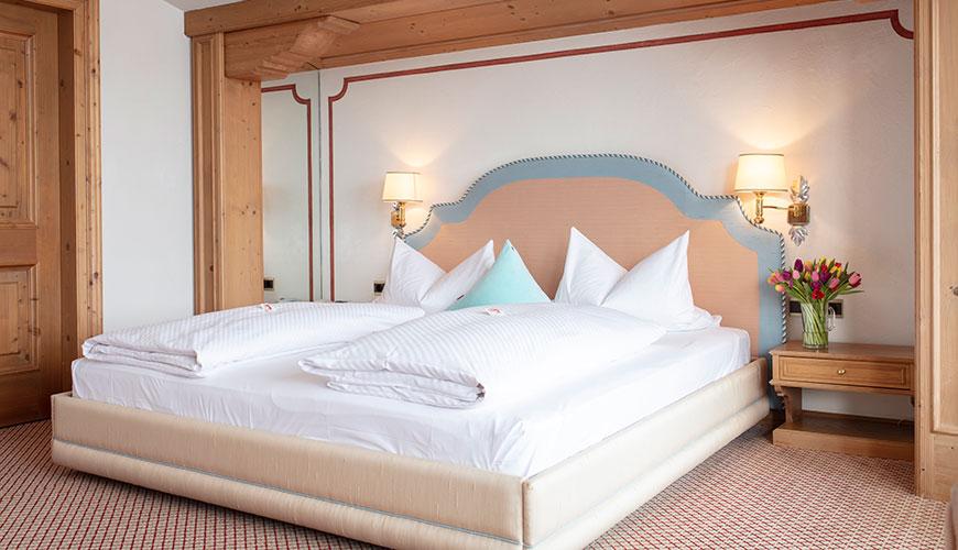 Garden – Suite mit 2 Schlafzimmern